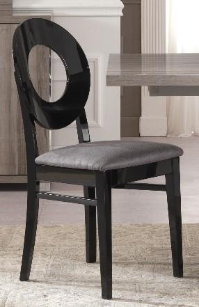 Glamour Oval Italian Dining Chair - AR Furnishings - Specialists In Bringing Luxury Into Your Home.