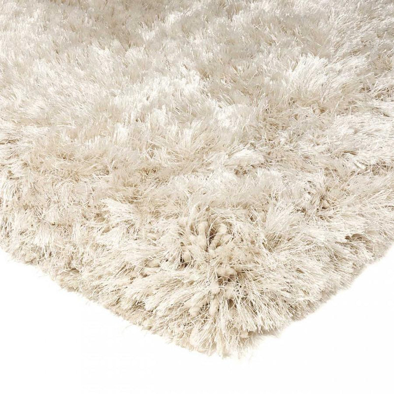 Plush Pearl Luxury Shaggy Polyester Rug by Asiatic - AR Furnishings - Specialists In Bringing Luxury Into Your Home.