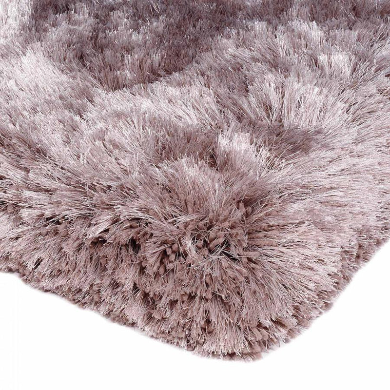 Plush Dusk Luxury Shaggy Polyester Rug by Asiatic - AR Furnishings - Specialists In Bringing Luxury Into Your Home.