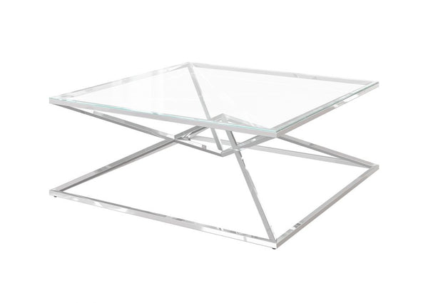 Prism Glass Coffee Table - AR Furnishings - Specialists In Bringing Luxury Into Your Home.