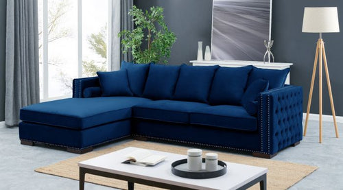 Royal Blue Moscow Corner Suite-Left