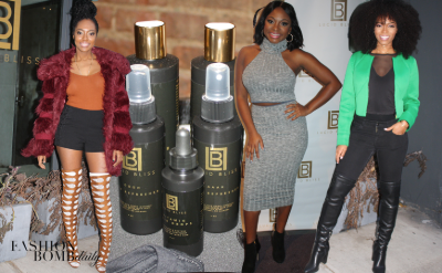 On the Scene: Lucid Bliss Hair Care Launch Hosted By Naturi Naughton