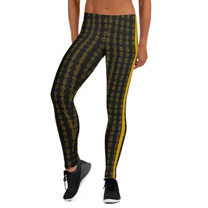 "Prince Lewis Luxe ""Every Body's Wellcome"" Leggings"
