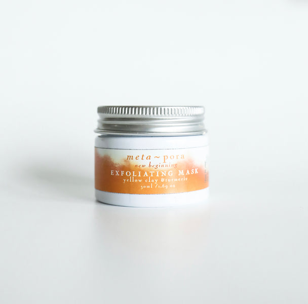 New Beginnings Exfoliating Mask