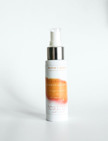 Wake up Hydrating Mist