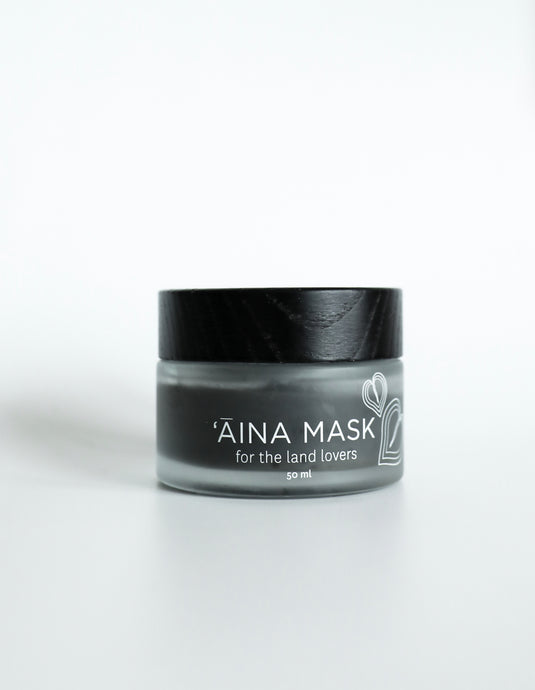 'Āina Invigorating Clay Mask