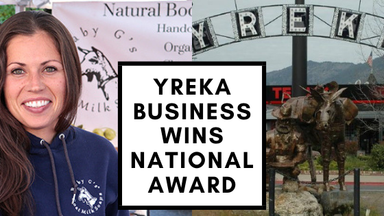 Siskiyou County Business Wins in National Competition 2019!