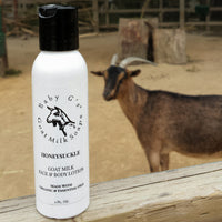 Goat Milk Face & Body Lotion, 2 oz