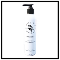 Goat Milk Face & Body Lotion, 8 oz