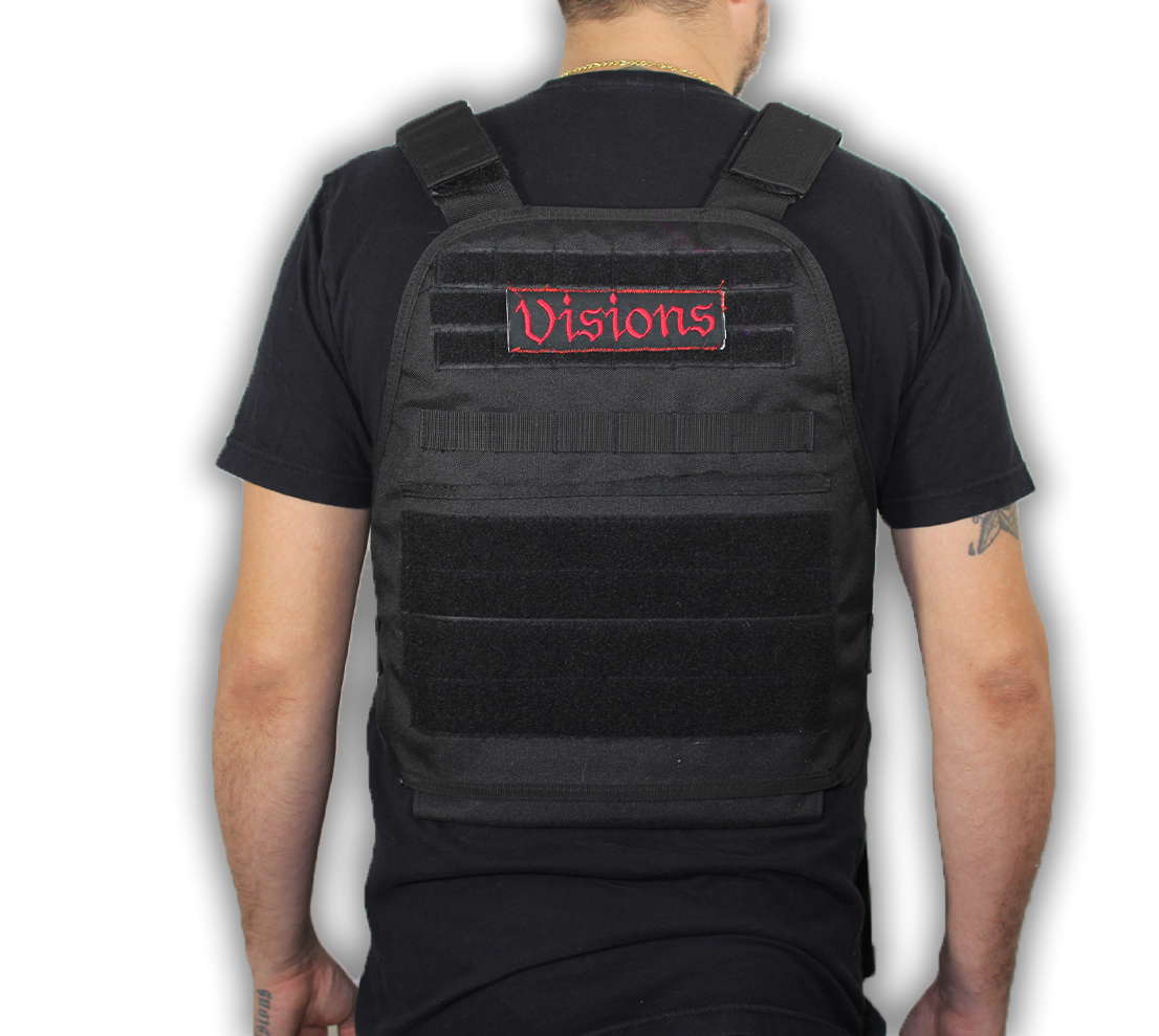 TV Custom Bulletproof Vest