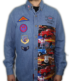 Hot Rod Denim Shirt