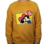 Slanted Love Custom Sweater