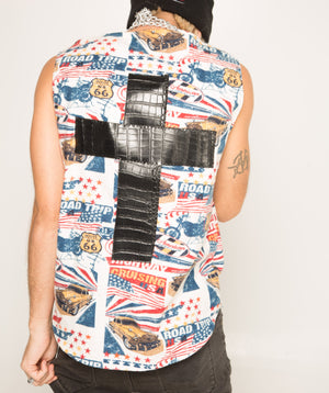 USA Cross Roads Shirt