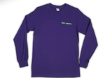 20XX Purple Long Sleeve