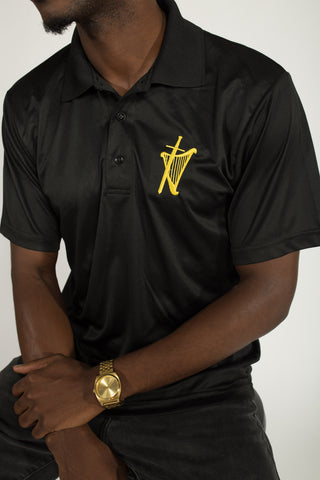 Men's Dry Fit Polo Shirt