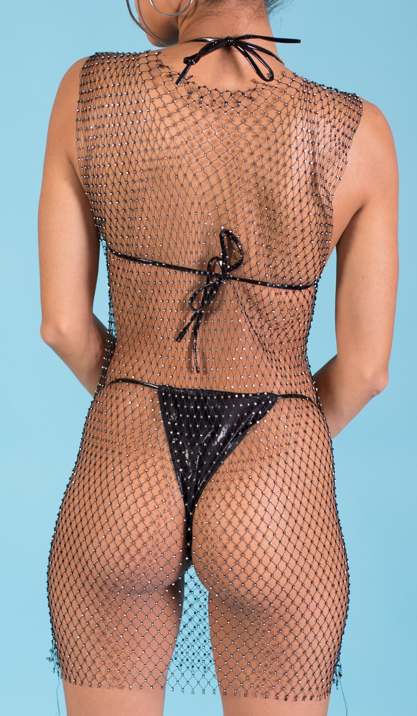Women's Shimmer Cover up