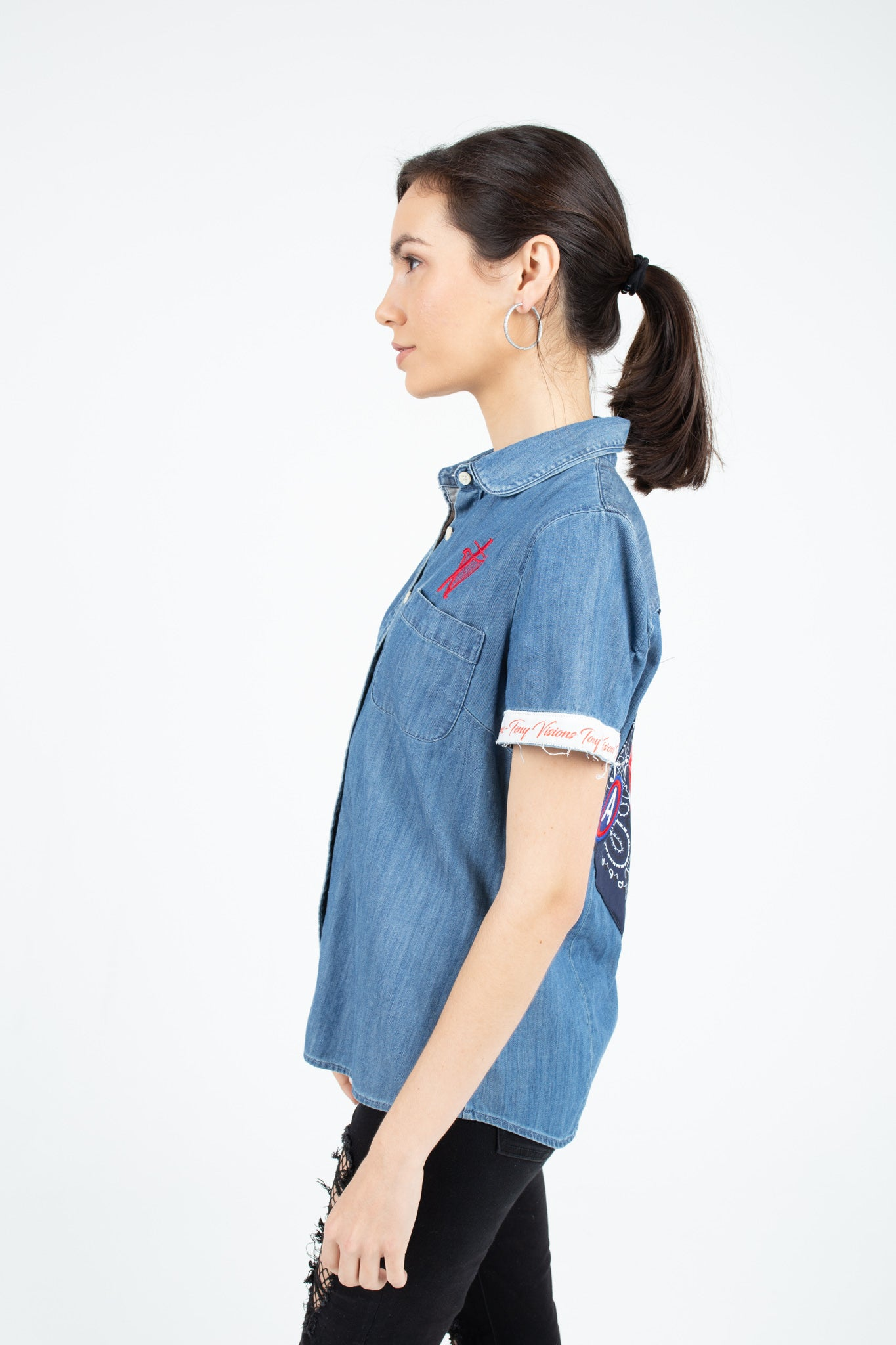Denim Neutral Women's Shirt