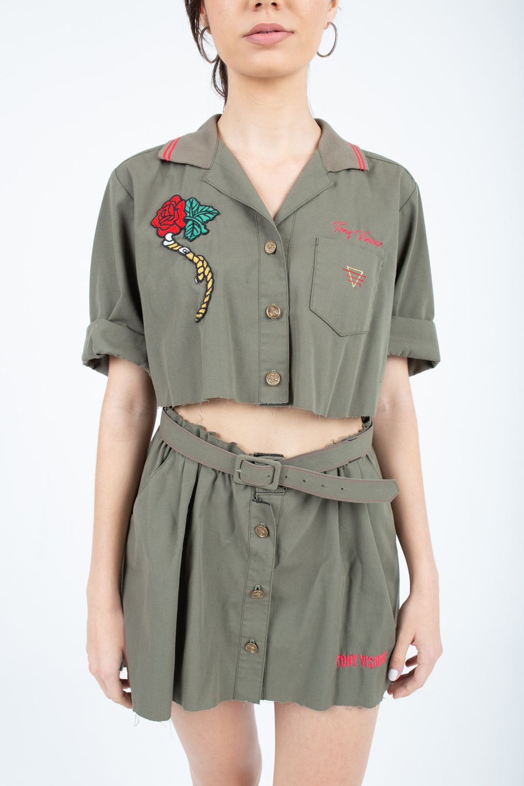 Army Brat Fierce Two Piece
