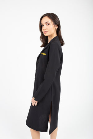 Classic Black Lightweight trench