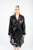 Latex Shining Trench