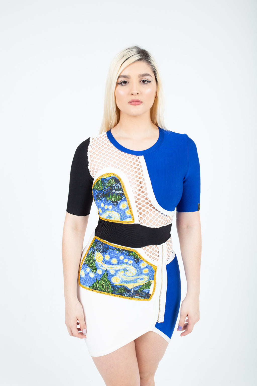 Starry Night Women's Dress