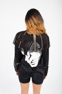 Amy Whine House Custom Jacket