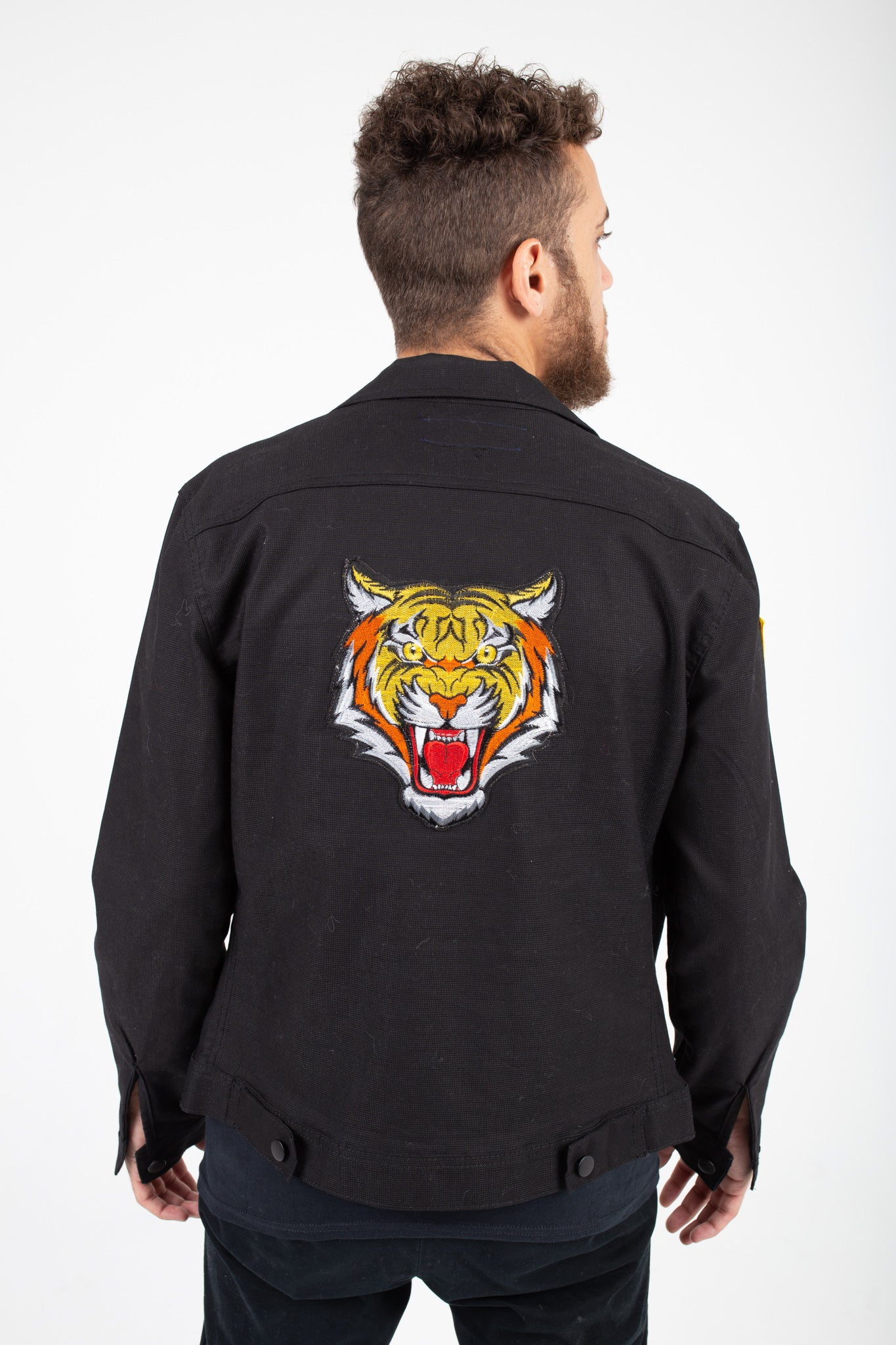 Black Tiger Denim