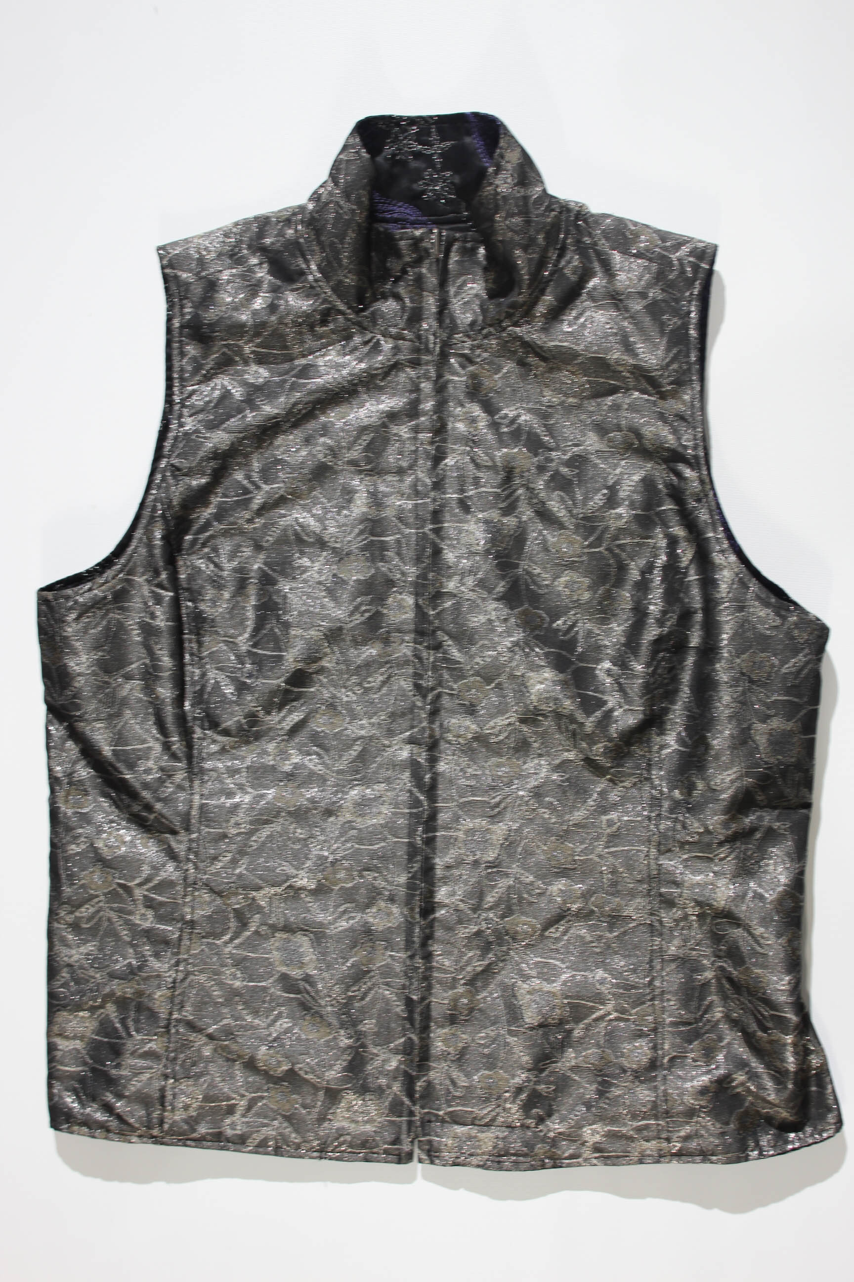 Purple Magic Reversable Vest