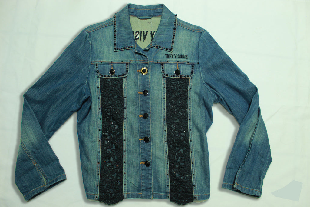 Royal Denim Faded Jacket