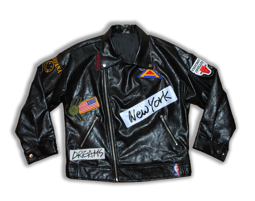 23 East Side Biker Jacket