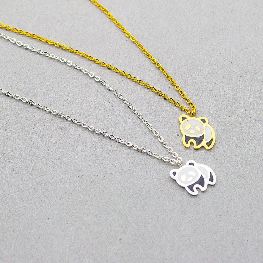 Save The Pandas Necklace