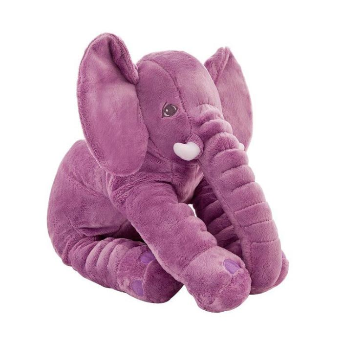 Baby's Best Friend Elephant Pillow