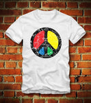 Peace Sign Women's T-shirt - Earth Ark Boutique