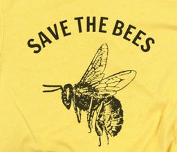 Save The Bees Women's T-shirt - Earth Ark Boutique