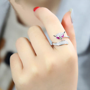 Silver Fox Ring - Earth Ark Boutique