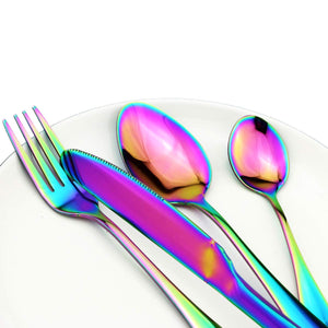 Stainless Steel Cutlery 1 Piece Set - Earth Ark Boutique