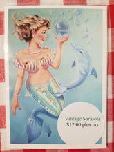 Load image into Gallery viewer, Brendan Coudal's Vintage Photo Cards - Mermaids