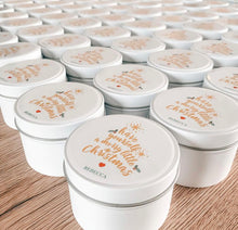 Load image into Gallery viewer, Mini Soy Candle Tins (Event Favours)