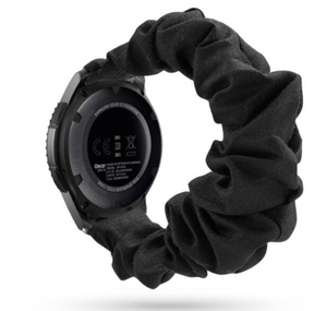 Black Samsung Scrunchie Strap