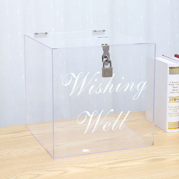 Wishing well box for hire