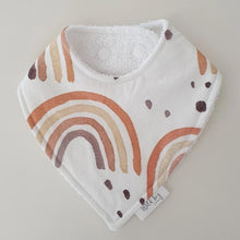Load image into Gallery viewer, Bandana bib - rustic