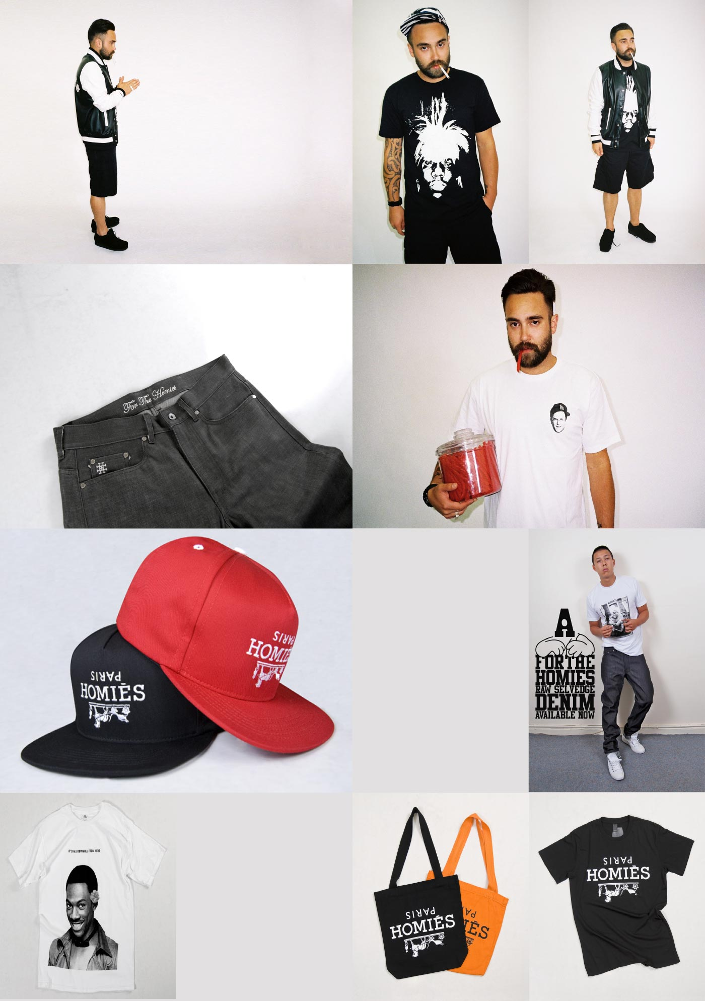 For The Homies | Archive