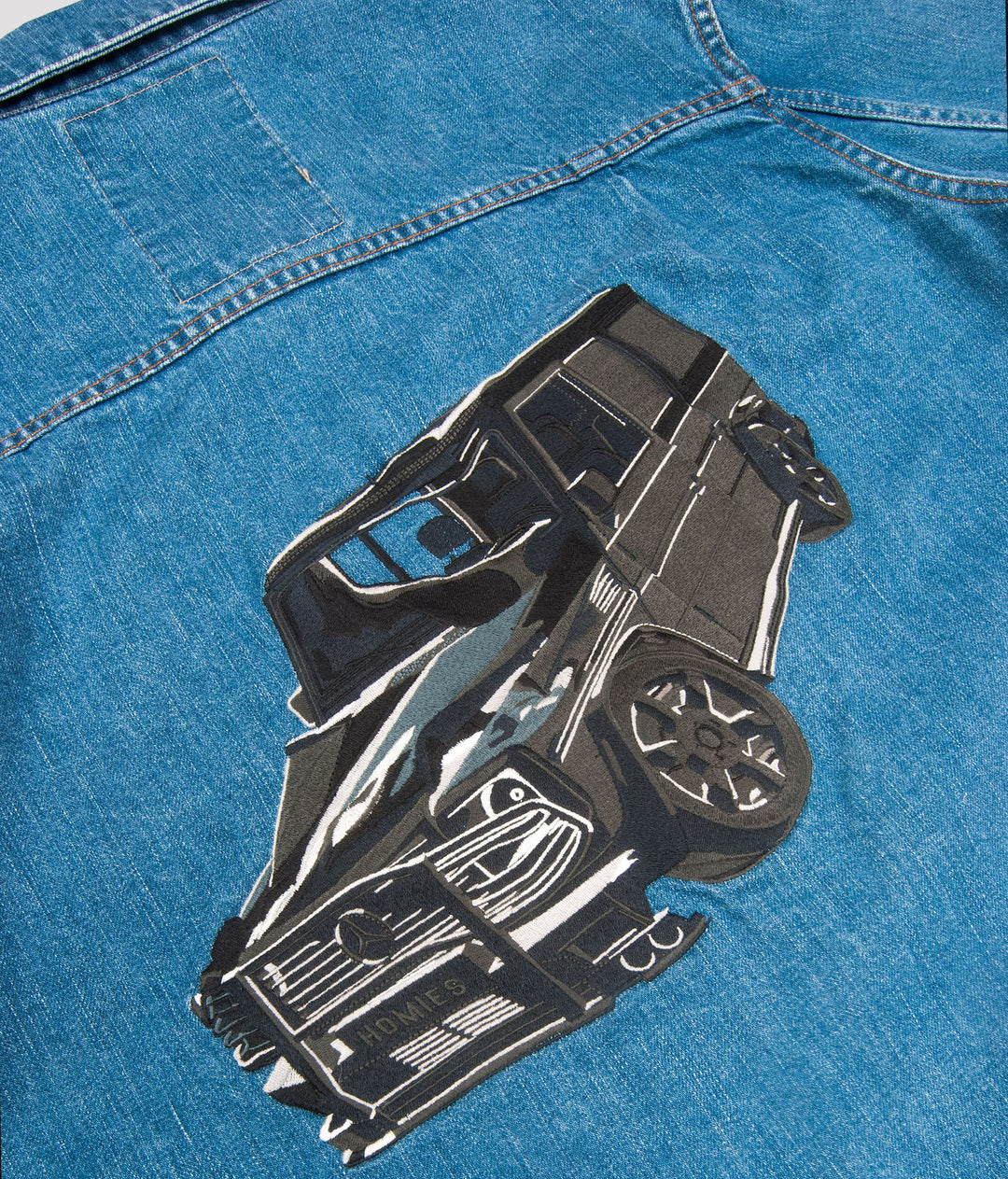 G WAGON DENIM JACKET