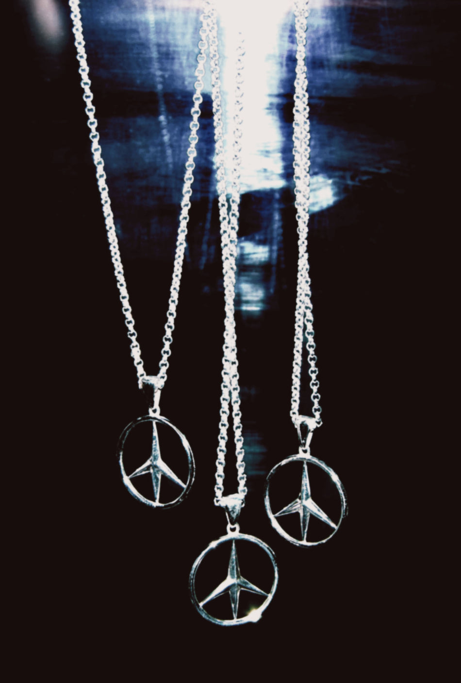 HOMIES PEACE PENDANT and CHAIN
