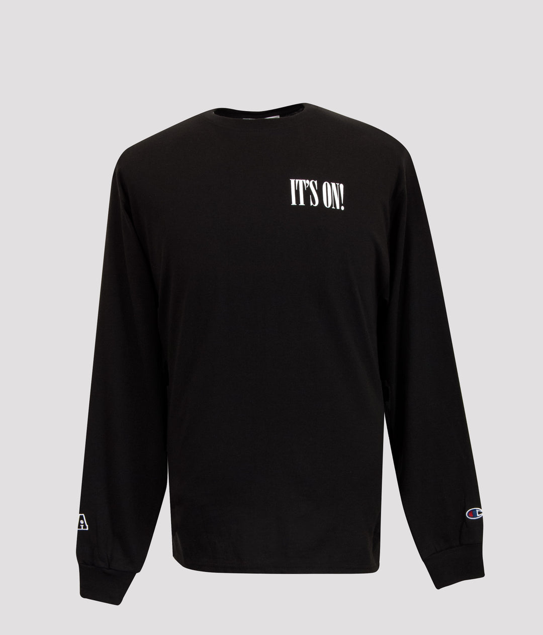 IT'S ON! Longsleeve t-shirt