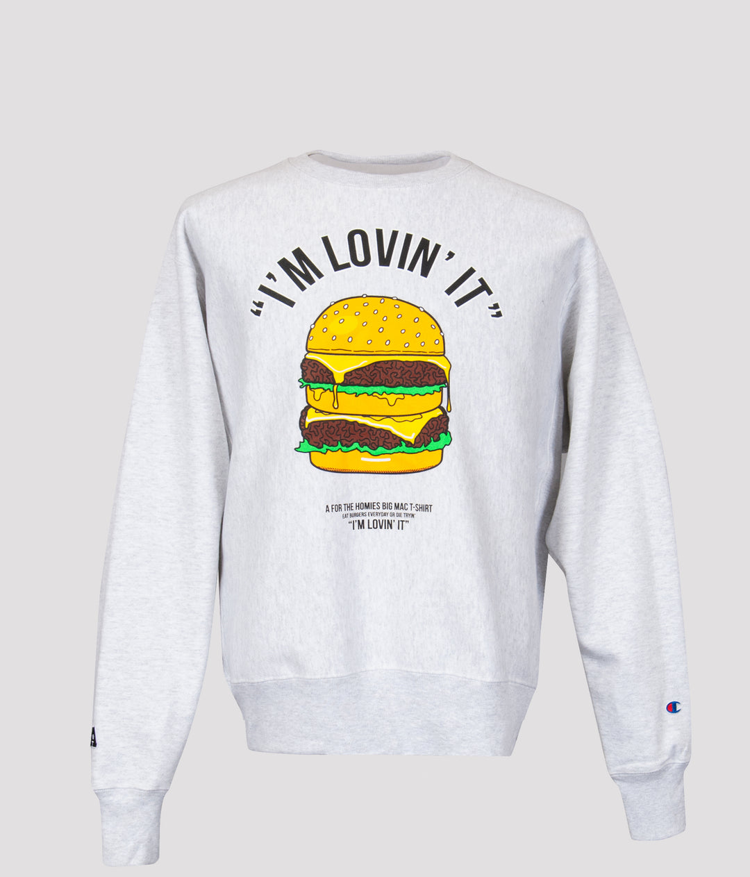 LOVIN' IT Crew sweat