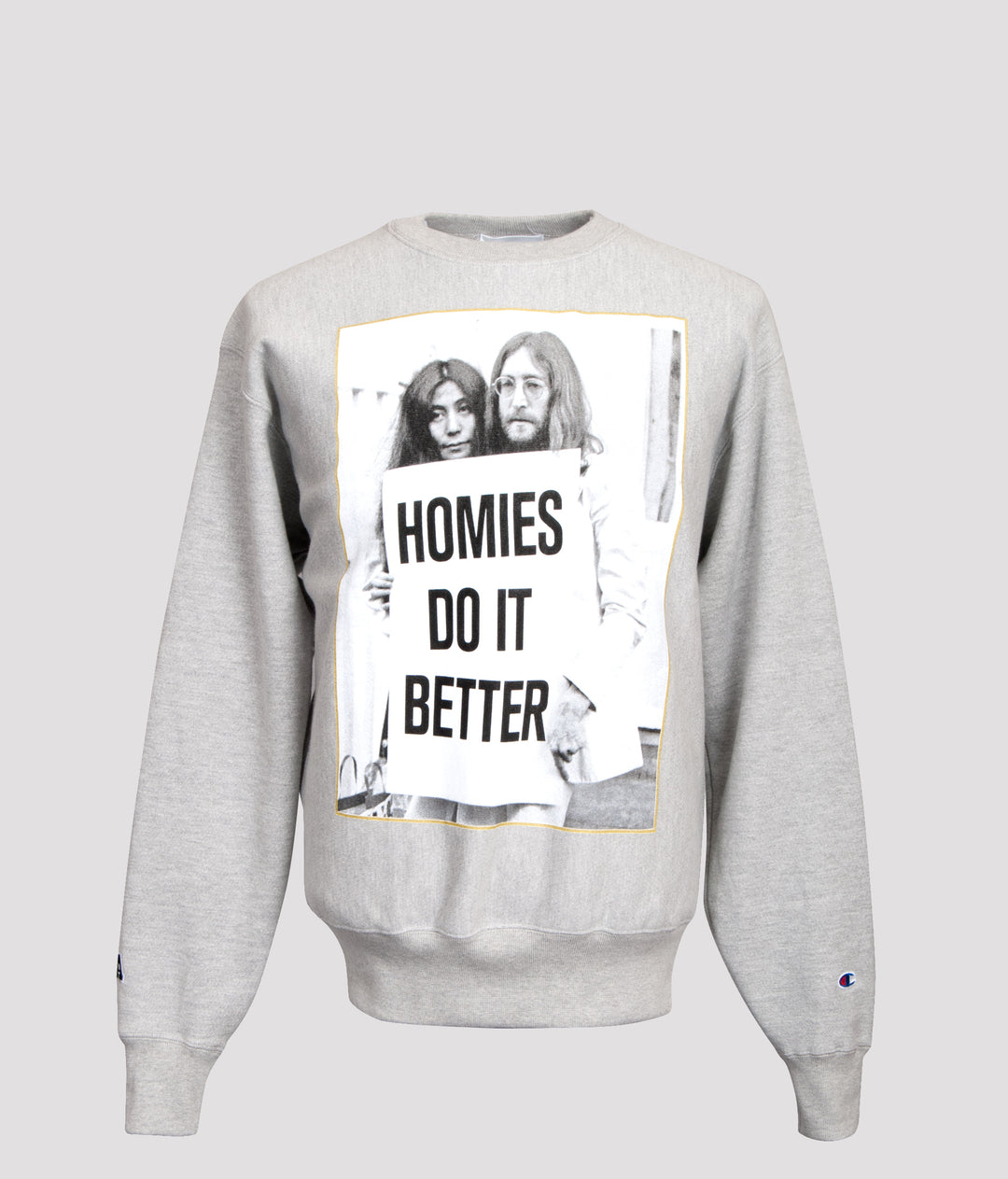 HOMIES DO IT BETTER Crew Sweat