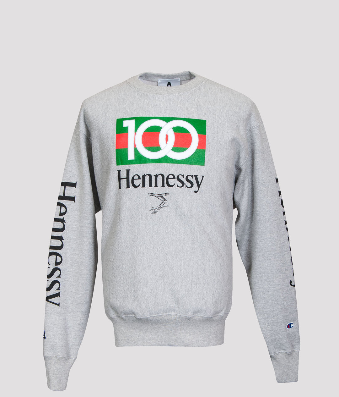 ONE HUNDRED Crew Sweat