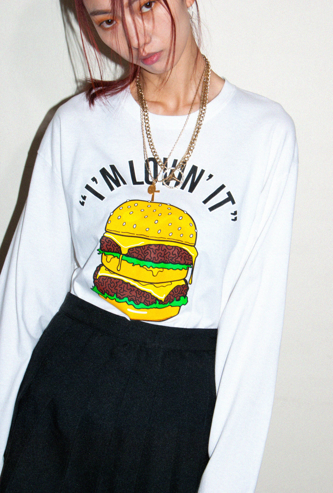 LOVIN' IT longsleeve t-shirt