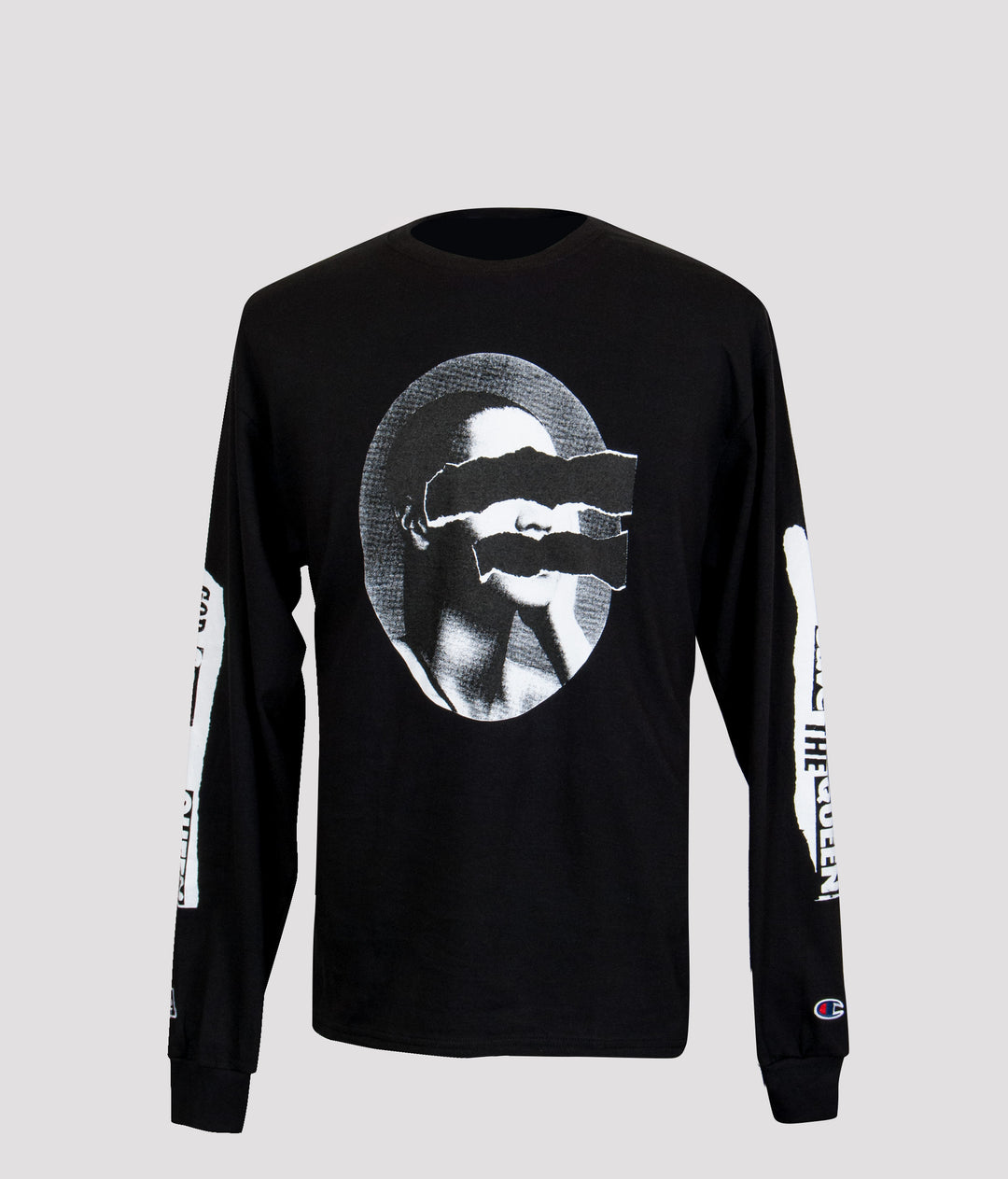 QUEEN B Longsleeve t-shirt